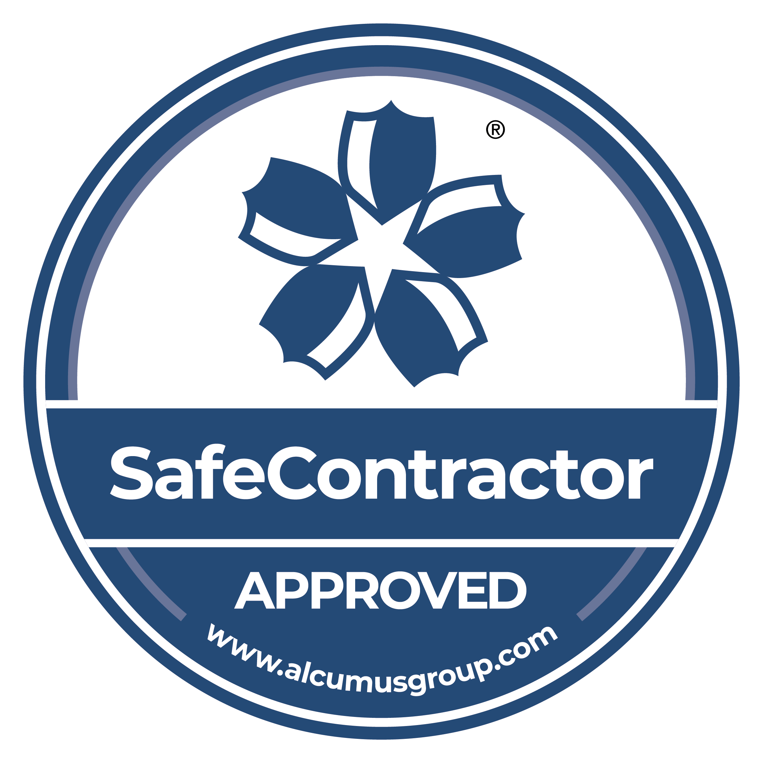 Safe Contractor Approved Status